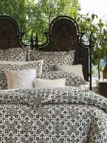 Sferra Glynn Printed Egyptian Cotton Duvet Cover