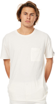 Zanerobe Rugger Pocket Mens Tee White