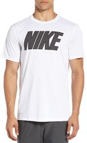 Nike Men's 'Legend' Mesh Graphic Training T-Shirt