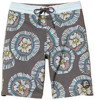 O'Neill Kids Anemone Cruzer (Big Kids) (Graphite) Boy's Swimwear