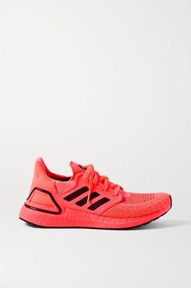 adidas Ultraboost 20 Primeblue Sneakers - Bright pink