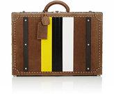 Ghurka Men's Leather Suitcase