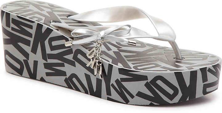 272fe59053 DKNY Wedges - ShopStyle