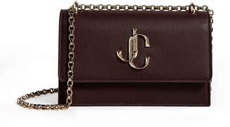 Jimmy Choo Leather Bohemia Clutch Bag