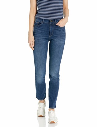 DL1961 Women's Mara High Rise Straight Fit Jeans