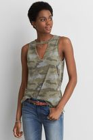 American Eagle Outfitters AE Cutout Jegging Tank