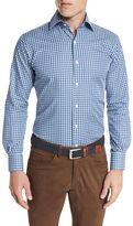 Peter Millar San Juan Gingham Oxford Shirt