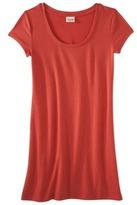 Mossimo Juniors Short Sleeve T-Shirt Dress - Assorted Colors