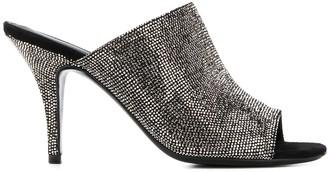 Salvatore Ferragamo Sequinned Sandals