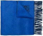 Loewe Anagram print scarf