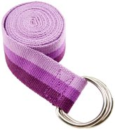 Gaiam Tri color Yoga Strap 6' 8162127