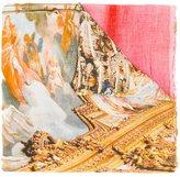 Faliero Sarti 'Palazzo Reale' scarf