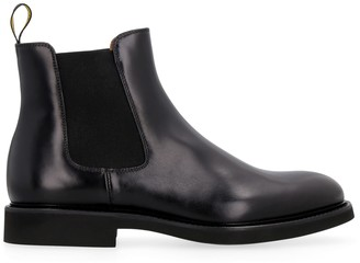 Doucal's Doucals Leather Chelsea-boots