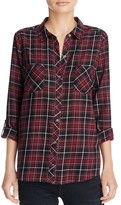 Soft Joie Sequoia Plaid Shirt