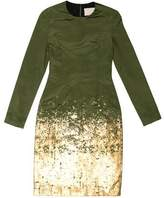 Jason Wu Metallic-Accented Sheath Dress
