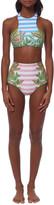 Mara Hoffman Racerback Bikini Top
