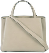 Valextra square tote - women - Leather - One Size