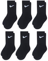 Nike Six-Pack Crew Socks