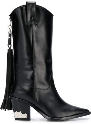 Toga Pulla pointed cowboy boots