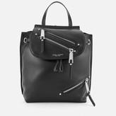 Marc Jacobs Women's Zip Pack Backpack - Black