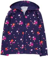 Gymboree Floral Hoodie