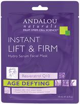 Andalou Naturals Lift + Firm Facial Mask