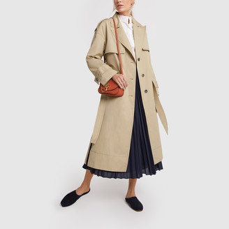 Banana Republic Oversize Water-Resistant Trench Coat - X-Small