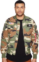 Alpha Industries L-2B Flex Jacket Coat