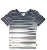 Splendid Little Boy Classic Stripe Dip Dye Top