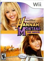 Nintendo Hannah Montana The Movie Wii