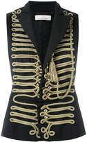 A.F.Vandevorst military waistcoat