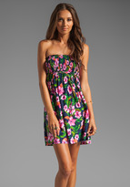 Juicy Couture Wild Flower Mini Cover Up