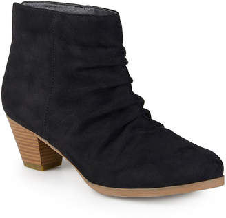 Journee Collection Womens Jemma Ankle Booties