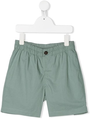 Caramel Barbican bermuda shorts