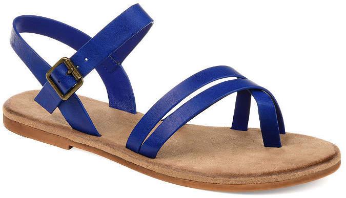aa462c8e8da6 Ankle Strap Buckle Flat - ShopStyle