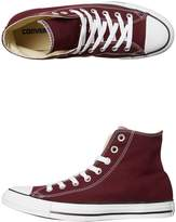 Converse Womens Chuck Taylor All Star Hi Shoe Red