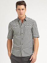 Rogan Niko Checked Sportshirt