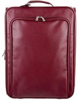 Longchamp Grained Leather Luggage