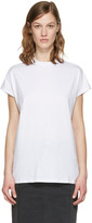 Won Hundred White Cotton Proof T-shirt