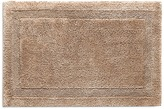 Abyss Super Pile small reversible bath mat - Taupe