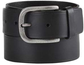Frye Men's Heat-Pressed Leather Belt