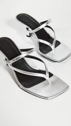 BY FAR Desiree Sandals