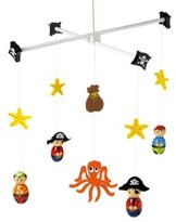BabyCentre Tree Toys Pirate Mobile
