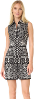 Holly Fulton Printed Cotton Dress