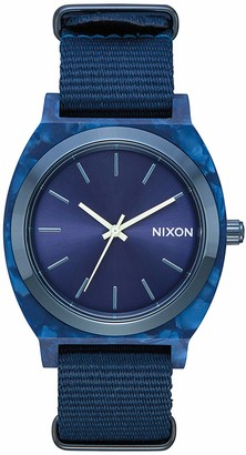 Nixon Mens Analogue Quartz Watch with Stainless Steel Strap A3272490