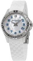 Wenger Women's 0121.104 Analog Display Swiss Quartz White Watch