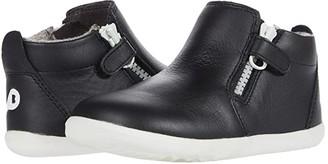 Bobux Step Up Tasman Boot (Infant/Toddler) (Black 2) Kid's Shoes