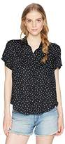 Obey Junior's Stiletto Relaxed Fit Short Sleeve Shirt
