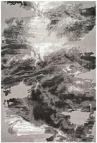 nuLoom Treva Abstract Rug - Grey