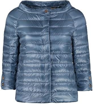 Herno Elsa Quilted Superlight Down-jacket